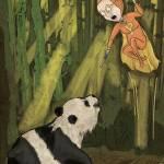 """""""Bad Panda"""" by BreezyInk"""
