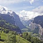 """Lauterbrunnen Valley, Switzerland"" by davidhowell"