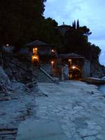 Mount Athos - Nightfall at Grigoriou