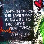 """john lennon wall"" by photosbymj"