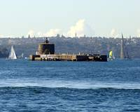 Fort Denison Sydney Harbour Australia