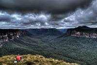 Grose Valley The Blue Mountains Australia
