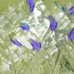 """""""Purple Tulips"""" by modernhouseart"""