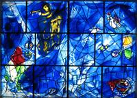 Marc Chagall. American Window. The Art Institute o