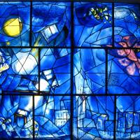 """Marc Chagall American Window 2 The Art Institute"" by marina_karsten"