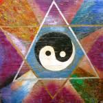 """Violet Flame Healing Mandala"" by frankcraven"