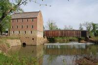 Burfordville Covered Bridge, Missouri