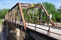 Bridge at Trenton, Missouri