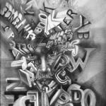 """""""Dyslexic Fool."""" by Nawroski"""