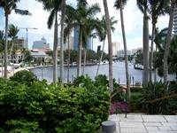 Riverwalk in Ft Lauderdale