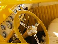HOT ROD Interior
