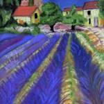 """""""The Lavender Fields"""" by arlene72"""