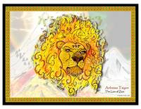 Lion of Zion - Framed