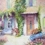 """Italian Doorfront"" by KarenBradshaw"