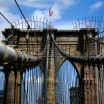 """Brooklyn Bridge - New York City"" by Ffooter"
