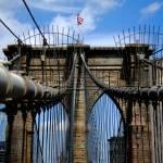 """Brooklyn Bridge - New York City"" by Ffooter"
