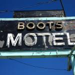 """Route 66 - Boots Motel"" by Ffooter"