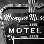 """Route 66 - Munger Moss Motel"" by Ffooter"