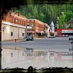 """wallace idaho 2010"" by DBGilmore"