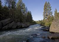 Deschutes River Rapids, Bend