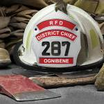 """RFD District Chief Ognibene"" by BJolly"