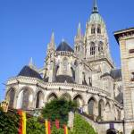 """Cathedral Notre-Dame de Bayeux"" by Artsart"