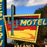 """Route 66 - Western Motel"" by Ffooter"