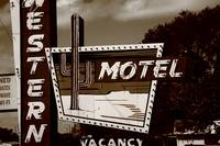 Route 66 - Western Motel