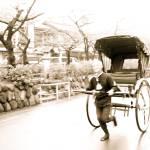 """Kamakura Rickshaw"" by TheGreatAffair"