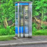 """Phone Booth @ Eden Park"" by jwlankford"