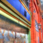 """Mural and Store fronts"" by jwlankford"