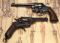 Old Revolvers