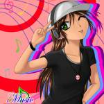 """Devika (Animegirl)"" by iantiu"