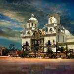 """San Xavier del Bac Mission"" by Ciro"