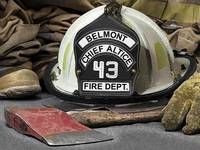 Belmont Fire Department Chief Altice