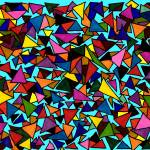 """Triangle Shards"" by gaharvey"