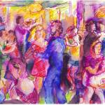 """dancing to the band"" by karenwright"