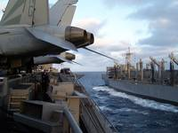 Onboard Replenishment