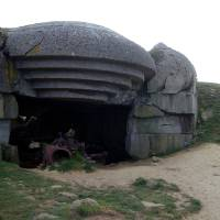 """Normandy Bunker"" by Kevin Monaghan"