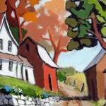 """Pontiac farm 2"" by GeorgesRichard"