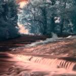 """IR weir"" by Dom_Aves"