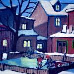 """""""Hockey night in Canada"""" by GeorgesRichard"""