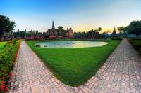 Sukhothai Historical Path