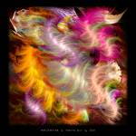"""Fractal Silk"" by AnnStretton"