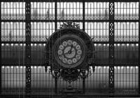 Behind the Clock, Musée d'Orsay, Paris