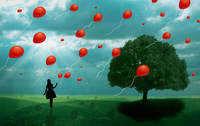 29 Red Balloons Go By