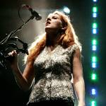 """Neko Case of The New Pornographers"" by kathryn"