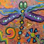 """Dragonfly 4"" by paintingsbygretzky"