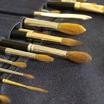 """Artists paint brushes"" by Dom_Aves"