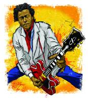 Chuck Berry Lays It Down